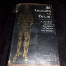 AA Treasures Of Britain & Ireland A Traveller's Guide 1972 Vintage Hardcover