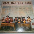 "Baja Marimba Band Self Titled 12"" Vinyl LP Vintage 1962 A&M SP104 NM World Music"
