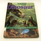 Dinosaur by Sarah Walker and Samantha Gray (2001, Hardcover) DK Eye Wonder Book