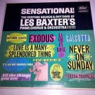 "Sensational Sounds & Rhythms of Les Baxter's Orchestra! 12"" Vinyl LP T-1661 VG+"