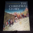 THE CHRISTMAS STORY by Metropolitan Museum of Art Vintage 1966 Hardcover Holiday