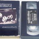 Metallica - Cunning Stunts (VHS, 1998, Parental Advisory Explicit Content) Live