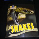 Snakes by Louisa Somerville (2006, Paperback) World of Animals, Educational Book