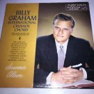 RARE Billy Graham International Crusade Choirs LPM-2088 Christian Music Vinyl LP