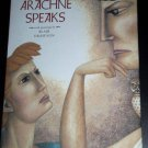 Arachne Speaks by Kate Hovey (2001, Hardcover Book) Greek Mythology Athena Myth