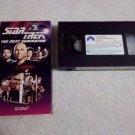 Star Trek - The Next Generation TNG, Episode #42: Q Who? [Rare VHS Tape] (1987)