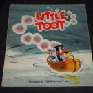 Little Toot: Pictures and Story by Hardie Gramatky (1978, Book, Illustrated)