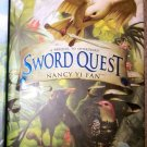 Sword Quest - Nancy Yi Fan (2008 Hardcover) First Edition Fantasy Novel