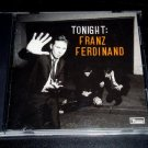 Tonight by Franz Ferdinand (CD, Jan-2008, Epic USA) Scottish Alternative Rock VG