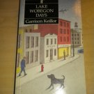 Lake Wobegon Days by Garrison Keillor (1986, Vintage Paperback Book)