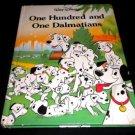 Walt Disney's One Hundred One Dalmatians (1991, Hardcover Children's Book)