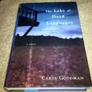 The Lake of Dead Languages by Carol Goodman (2002, Hardcover) First Edition Book