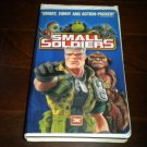Small Soldiers (VHS, 1998, Clamshell) Animated Film, Kirsten Dunst, Phil Hartman