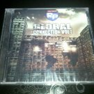 Global Connection, Vol. 1 (2008, Audio CD) Raw Poetix Hip-hop BRAND NEW / SEALED