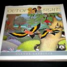 Out of Sight by Claude Lapointe (1995, Hardcover) Harcourt Childrens Book Nature
