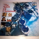 "The Spirit Of Christmas Vintage 12"" Vinyl LP Record Capitol 6516 Bing Crosby VG+"