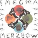 Smegma Plays Merzbow Plays Smegma (CD, 1996) RARE Experimental Noise Music Album
