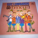"Guy Lombardo and the Royal Canadians - Go Dixie! 12"" Vinyl LP Record VG+"
