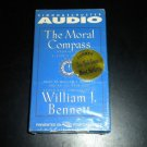 Moral Compass: Stories for a Life&#39;s Journey, William Bennett Audiobook Cassettes