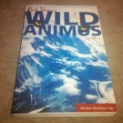 Wild Animus by Rich Shapero (2004, Paperback) Special Advance Promo Copy Fiction