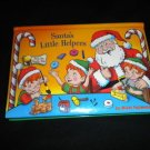 Santa's Little Helpers by Michi Fujimoto, Children's Christmas Hardcover Book