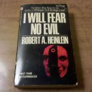 I Will Fear No Evil by Robert A. Heinlein (1978, Paperback) Rare First Edition