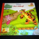 Who's Hiding? Vol. 11 Animal Camouflage (Winnie the Pooh's Thinking Spot Series)