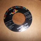 """Ray Charles - You Don't Know Me / Careless Love 45 RPM 7"""" Vinyl Record Single VG"""