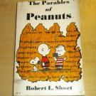 Parables of Peanuts by Robert L. Short (1968, Paperback) Vintage Christian Book