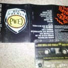 Pop Will Eat Itself - Go Box Frenzy - Rare Out of Print Audio Cassette Tape