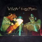 "VIVA! Roxy Music Live 12"" Vinyl LP 1976 ATCO Records SD 36-139 Bryan Ferry EX/NM"