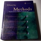 Methods Toward a Science of Behavior & Experience 6th Edition Hardcover Textbook