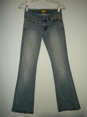 """Apt. 9 Blue Jeans Pants, Pre-owned, Junior Young Women's Size 1, 31""""  Inseam"""