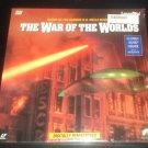 The War Of The Worlds H.G. WELLS Rare Remastered LASERDISC, Classic Sci-Fi Movie