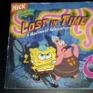 NICK SpongeBob Squarepants, Lost in Time: A Medieval Adventure (2006, Paperback)