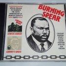Marcus Garvey / Garvey's Ghost by Burning Spear (CD, Oct-1990, Mango) Dub Reggae