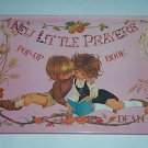 Little Prayers Pop-Up Book (1984, Vintage Children's Christian Hardcover) Deans