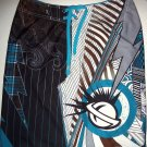 LOST Mayhem Surf Board Shorts, Surfer Swim Trunks Men's Size 32 NEW NWOT Sample