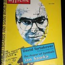 AFFICHE Art Design Magazine, Back Issue No 15 1995 David Tartakover, Jan Sawka