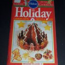 Pillsbury Classic Cookbooks, Holiday Cookies Gifts Sweets & Eats, Paperack Book