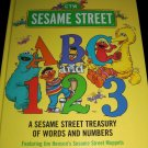 Sesame Street ABC and 123: A Sesame Street Treasury of Words and Numbers (1998)