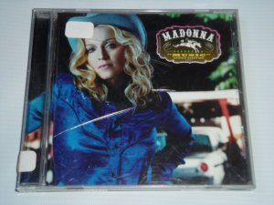 Music by Madonna (CD, Sep-2000, Warner Bros.) Complete, Very Good Condition