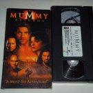 The Mummy Returns (VHS Movie 2001) Brendan Fraser, The Rock, Rachel Weisz Action