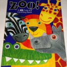 Zoo!: A Big Fold-Out Counting Book by Jo Brown and Lori C. Froeb, 2007 Hardcover