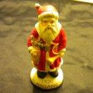 Ceramic Saint Nicholas Holland Santa Claus Figure Xmas Christmas Decoration