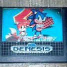 Sonic the Hedgehog 2 (Sega Genesis, 1992) Classic Video Game Cartridge Only