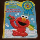 Sesame Street : Monsters in the Bathroom (2009, Children's Board Book) Elmo