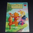 Winnie The Pooh's Grand Adventure (1997, Hardcover) Grolier Book Club Ed. Disney