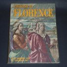 Looking At Florence by Rolando Fusi (1972 Paperback Book) Bonech Editore, Italy