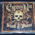 Skull & Bones [PA] by Cypress Hill (CD, Apr-2000, 2 Discs, Columbia (USA)) Used